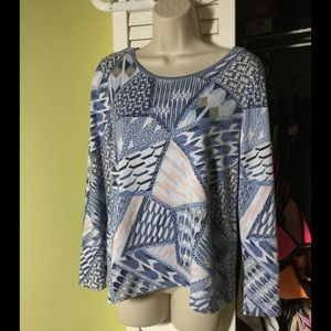 Chicos double layer top